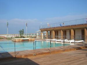 Bagno Bragozzo piscina