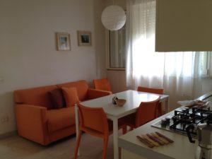 Bagno Bragozzo appartamento soggiorno