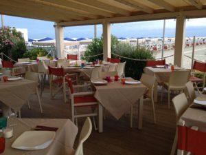 Bagno Bragozzo ristorante bar