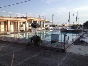 Bragozzo piscina chiusura serale