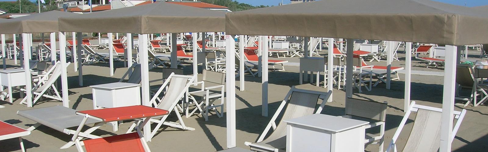 Bragozzo Spiaggia
