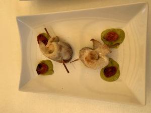 Bagno Bragozzo i nostri piatti al ristorante